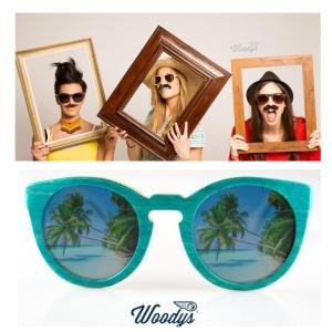 Gafas de Madera. Woodys Barcelona